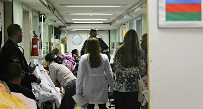 SUPERLOTAÇÃO DO PRONTO SOCORRO : Câmara convida setores da saúde para buscar solução