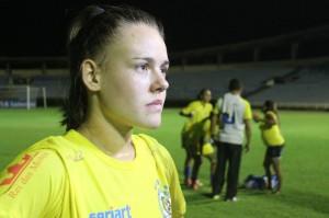 EX-ÁUREO-CERÚLEA, Andressinha foi convocada para a Copa do Mundo