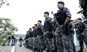 SEGURANÇA : Brigada Militar terá reforço no efetivo em todos os municípios