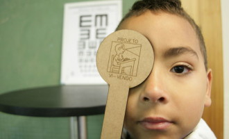 Projeto da UCPel promove nova edição de teste de visão gratuito para crianças