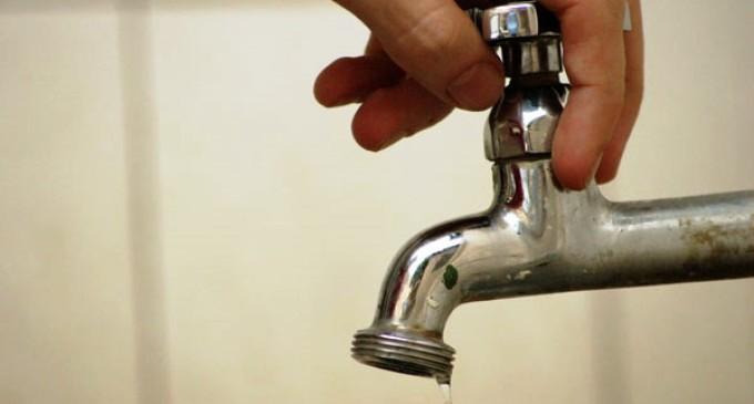 Troca de peça causará desabastecimento de água no Fragata