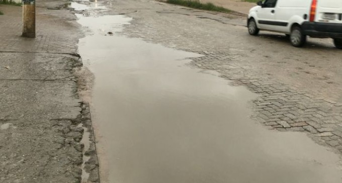 Av. Cidade de Lisboa será duplicada e pavimentada