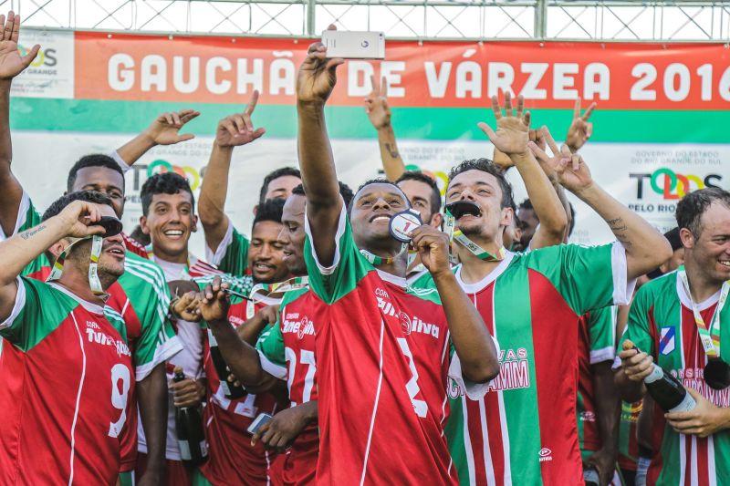 Liberal conquista título estadual: foi campeão do Gauchão de Várzea em Santa Cruz do Sul