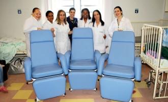 Renda do Brechó Solidário do HE é revertida em melhorias para o Hospital