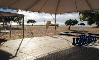 Estação Verão no Laranjal terá sessões de cinema e pedalada no fim de semana