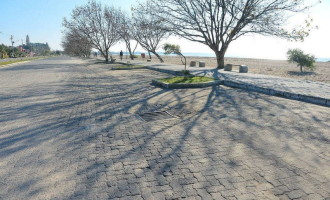População poderá escolher o local de ciclofaixa na praia