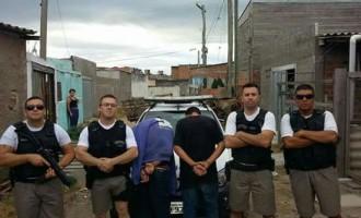 RIO GRANDE : Presidiário é morto em frente à  cadeia e três suspeitos são presos