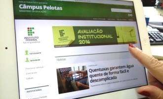 Novo portal institucional é lançado pelo  IFSul – Câmpus/Pelotas
