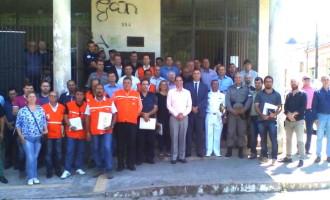 Pelotas participa de capacitação da Defesa Civil