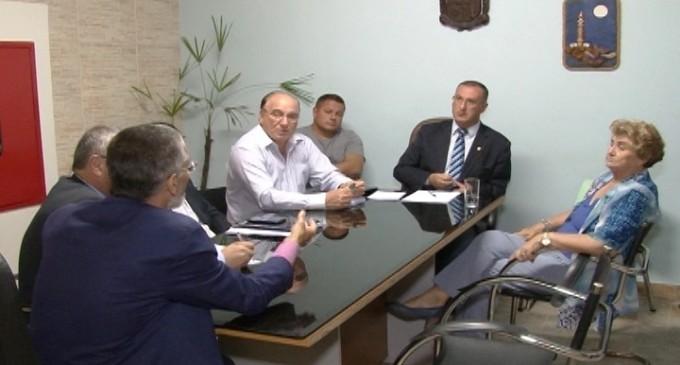 Nova Comissão de Saúde da Municipal inicia atividades