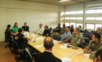 Gabinete de Gestão Integrada  planeja ações para segurança