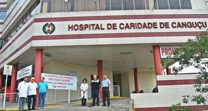 CANGUÇU :  Hospital terá reestruturação das finanças