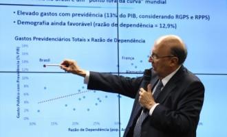 Aumento da arrecadação em agosto mostra recuperação da economia, diz Meirelles
