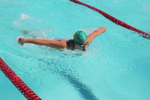 NADADORES  deram show na piscina do clube em evento que reuniu as feras gaúchas da modalidade aquática