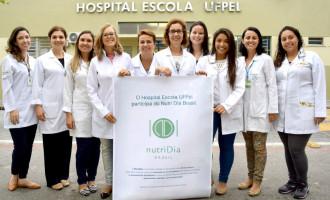 Hospital Escola realizou o NutriDia Brasil