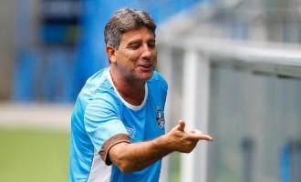 """DE SAÍDA : Renato teria dado """"sim"""" ao Flamengo"""