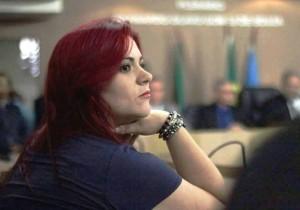 Vereadora Fernanda Miranda