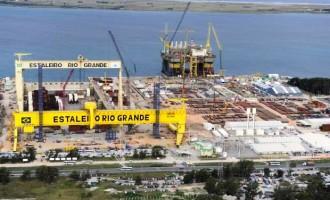 METALÚRGICOS PEDEM SOCORRO   : Assembleia cria Frente Parlamentar em Defesa do Polo Naval de Rio Grande