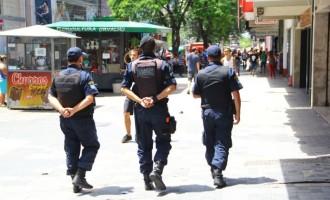 SEGURANÇA PÚBLICA : Guarda Municipal comemora 29 anos