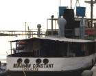 Navio-balizador Benjamin Constant recebe reparos