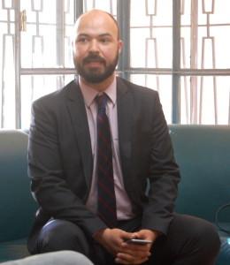 advogado e professor Carlos Bonamigo, presidente do Diretório Municipal de Porto Alegre