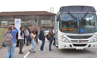 Transporte de Apoio da UFPel tem mudanças de horários