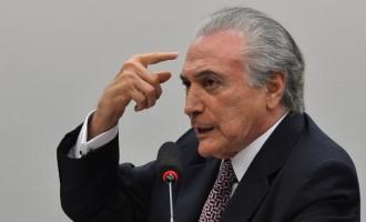 Conselho da OAB decide entrar com pedido de impeachment de Temer