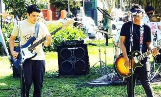 """Show do """"4Plus"""" no 4º Festival Pelo Rock na Dom Bier"""