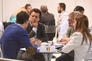 EVENTO promove encontro entre visitantes e expositores, criando excelentes oportunidades a negócios e prospecção