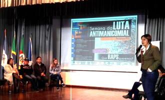 Começa a Semana da Luta Antimanicomial em Pelotas