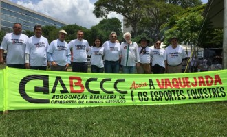 ESPORTES EQUESTRES : ABCC comemora aprovação da PEC 304