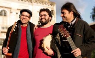 """SETE AO ENTARDECER :  """"Sond'Alma Trio"""" toca no Mercado hoje"""