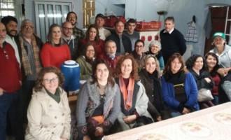 Pesquisadores da Embrapa e do Iphan visitam docerias de Morro Redondo