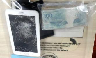 Esteliontários presos passando dinheiro falso na Fenadoce