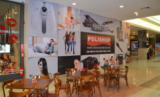 Shopping Pelotas terá loja da POLISHOP