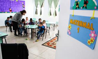 EDUCAÇÃO INFANTIL : Cinquenta professores serão contratados para rede municipal