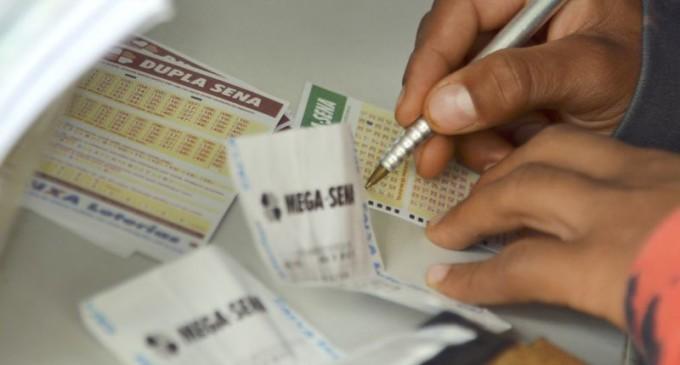 Loterias da Caixa arrecadam R$ 6,2 bi no 1º semestre de 2017