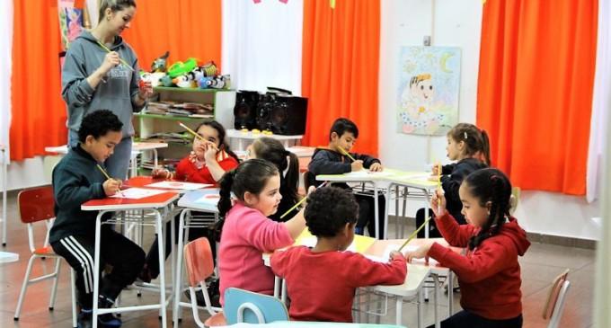 Educação Infantil recebe novos professores