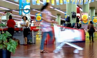 Cesto básico em Pelotas tem redução 0,14% em agosto
