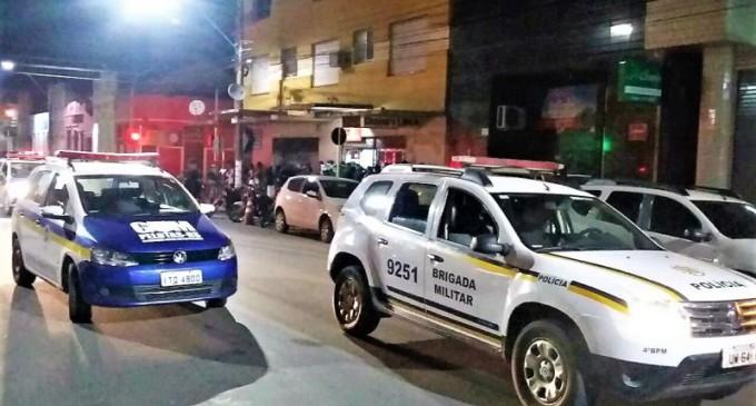 Cai o número de roubo a pedestres em Pelotas