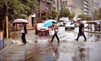 CLIMA/RS : Chuva e frio prevalecem
