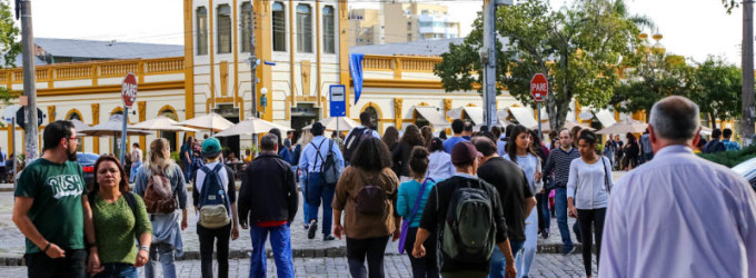 DIA DO PATRIMÔNIO : Centro Histórico e bairros recebem milhares de pessoas