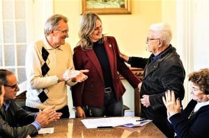 ENCONTRO propiciou desapropriação amigável de terreno para o educandário