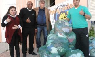 ECOSUL : Campanha do agasalho encerra com 13 mil peças arrecadadas