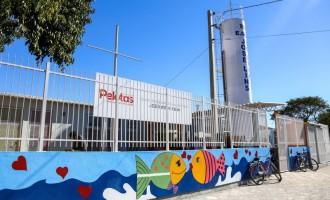 Escola José Lins do Rego é reinaugurada no Bairro Cruzeiro