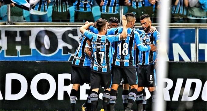 LIBERTADORES : Pedro Rocha garante vaga ao Grêmio