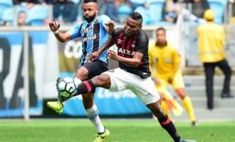 SÉRIE A  : Grêmio desperdiça chance