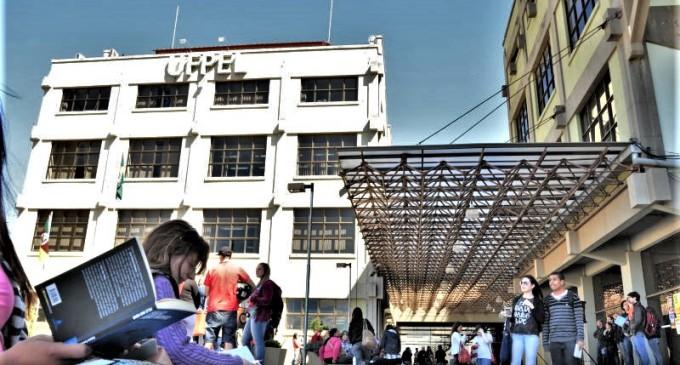 UFPel suspende atividades acadêmicas por três semanas