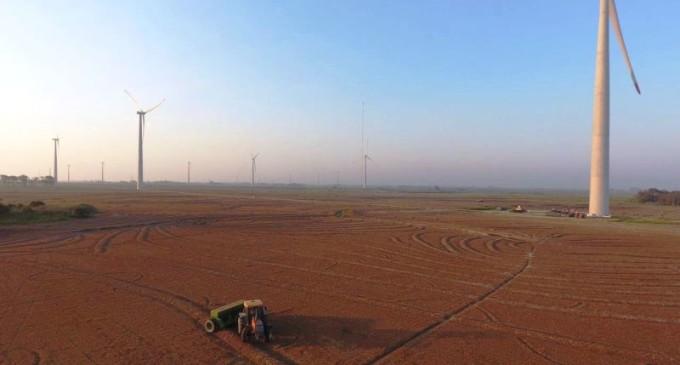 Semeadura de arroz inicia em Arroio Grande e Santa Vitória do Palmar