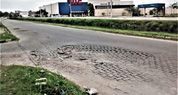 AVENIDA BENTO : O perigo esquecido no prolongamento
